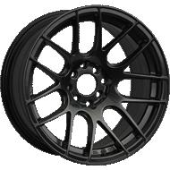 XXR Wheels </br>530 Series Flat Black