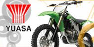 Yuasa Batteries Dirt Bike