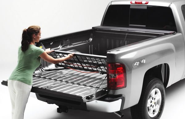 Cargo Manager Truck Bed Divider by Roll N Lock | 4WheelOnline.com