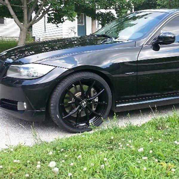 Advanti Hybris Gloss Black Wheels 4wheelonline Com