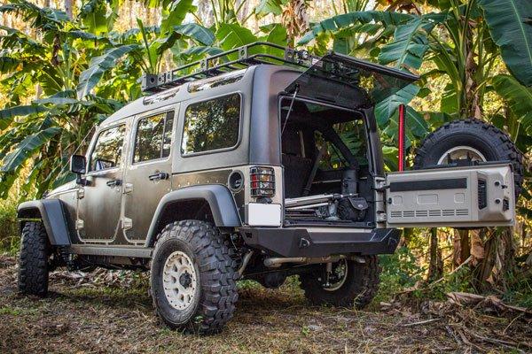 "Jeep Wrangler Jku >> ""JKU50 Overland"" 2016 Jeep Wrangler Unlimited Sport 4x4 | 4WheelOnline.com"