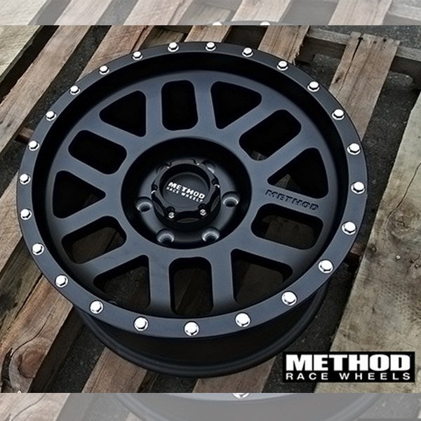 Method Race Mesh Matte Black Wheels 4wheelonline Com