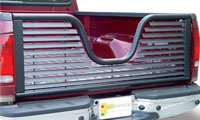 Go Industries Louvered V-Gate
