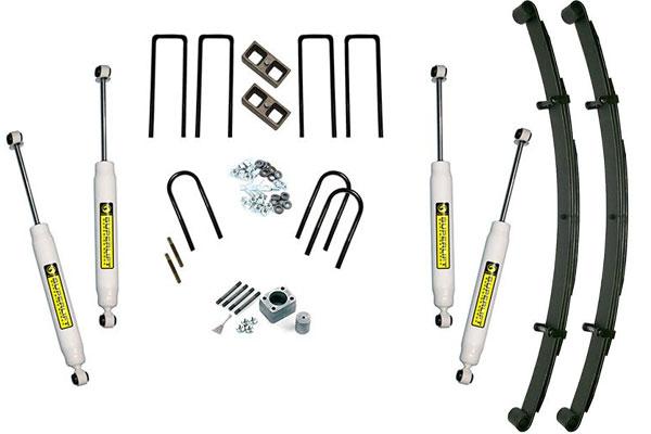 superlift suspension lifts for 1973 k35 4wd
