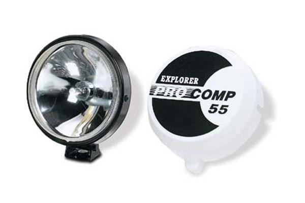 Pro comp off road halogen driving lights 4wheelonline pro comp 5 spot light round black publicscrutiny Image collections