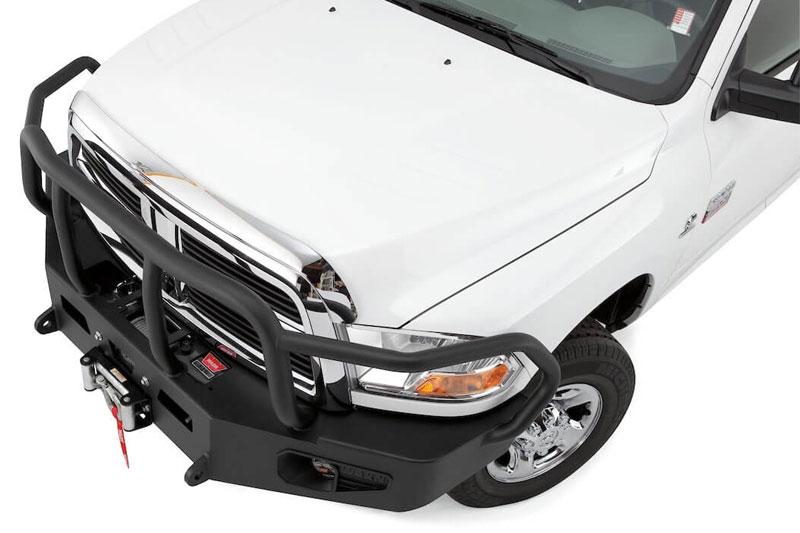 Warn Heavy Duty Bumper Mounting System 4wheelonline Com