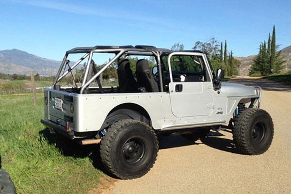 Jeep Lj For Sale >> Poison Spyder Lazer-Fit Full Cage Kits for 04-06 Jeep LJ ...