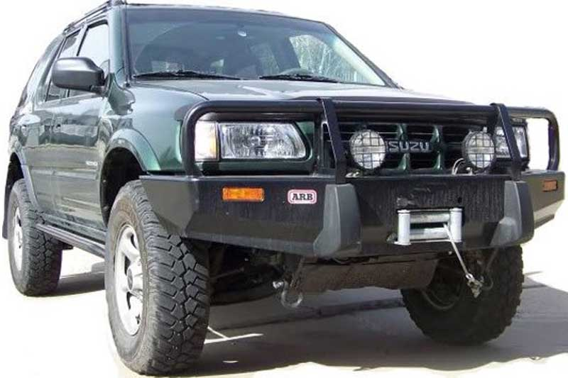 ARB Isuzu Deluxe Bumpers, Huge Selection of ARB Isuzu Bull Bars