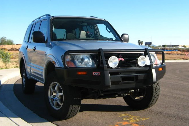 ARB Deluxe Bumpers for Mitsubishi  Huge Selection of ARB