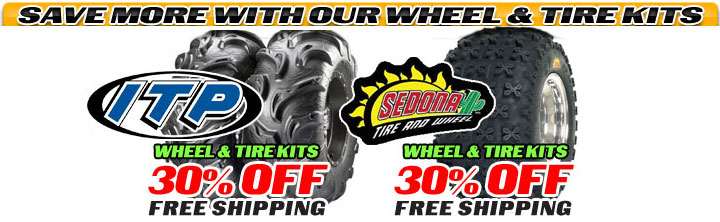Wheel & Tire Kits Sale