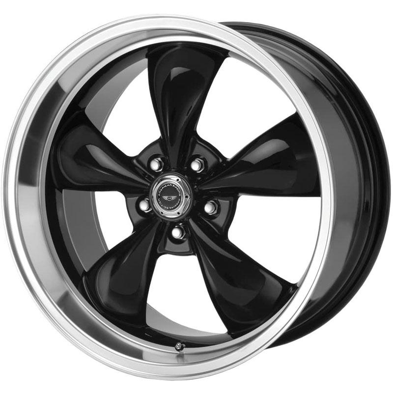 American Racing Ar105 Torq Thrust M Black Wheels