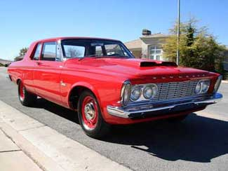 1963 Plymouth/Dodge 426 Max Wedge.