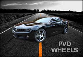 Having a nice finish can really enhance the look of your vehicle. Having PVD Coating can enhance the look and durability.