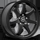 MSR Wheels <br>Style 013 Black