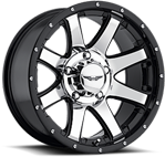 Eagle Alloy Wheels<br> Series 015 Super Finished