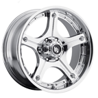LRG Wheels<br /> 106 Chrome