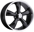 Vision Wheels <br>Legend 5 142 Phantom Black