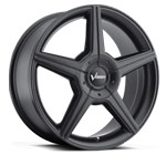 Vision Wheels <br>Autobahn 168 Matte Black