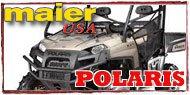 Maier Manufacturing ATV Body Plastics <br>2011 Polaris Ranger