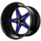 American Force Wheels<br /> EVADE FP5 Black