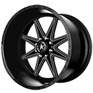 American Force Wheels<br /> EVADE FP8 Black