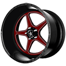 American Force Wheels<br /> MASTER FP5 Black