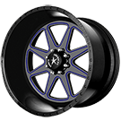 American Force Wheels<br /> MASTER FP8 Black