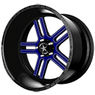 American Force Wheels<br /> VECTOR FP5 Black