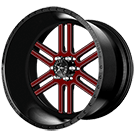 American Force Wheels<br /> VECTOR FP6 Black