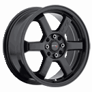 Drifz 303B Hole Shot <br />Black <br /> 4 Lug