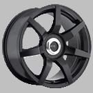 Drifz 305B Monza <br />Black <br /> 5 Lug