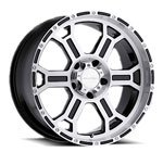 V-TEC Wheels Raptor Machined Face