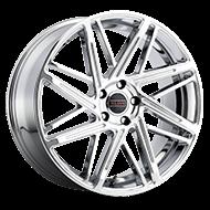 Milanni 9062 Blitz Chrome Wheels