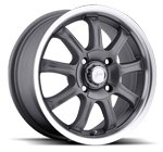 Vision Wheels <br>9X 424 Gunmetal