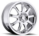 Vision Wheels <br>9X 424 Chrome