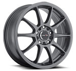 Vision Wheels <br>Venom 425 Gun Metal