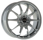 Vision Wheels <br>Venom 425 Phantom Chrome