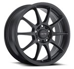 Vision Wheels <br>Venom 425 Matte Black
