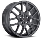 Vision Wheels <br>Cross 426 Gun Metal