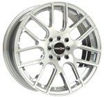 Vision Wheels <br>Cross 426 Phantom Chrome