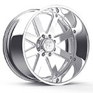 F70P1 Forge Wheels<br /> Fully Polished