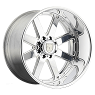 Gear Alloy F70P1 Forge Fully Polished Wheels