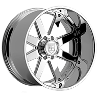 Gear Alloy F70P2 Forge Fully Polished Wheels