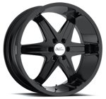 Milanni Wheels Kool Whip 8 Gloss Black