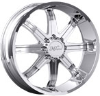 Milanni Wheels Kool Whip 8 Chrome