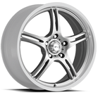 MSR Wheels <br>044 Silver