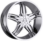 Milanni Wheels Phoenix Chrome