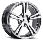 Vision Wheels <br>Xcite 463 Phantom Chrome