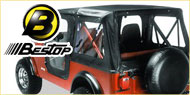 Bestop Replace-a-Top Soft Tops<br> 76-86 Jeep CJ7