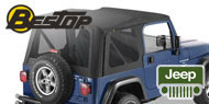 Bestop Replace-a-Top Soft Tops<br> 97-02 Jeep TJ